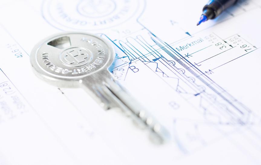 Rundum-sorglos-Paket » Zackenschlüsselsystem » Projektierung + Montage