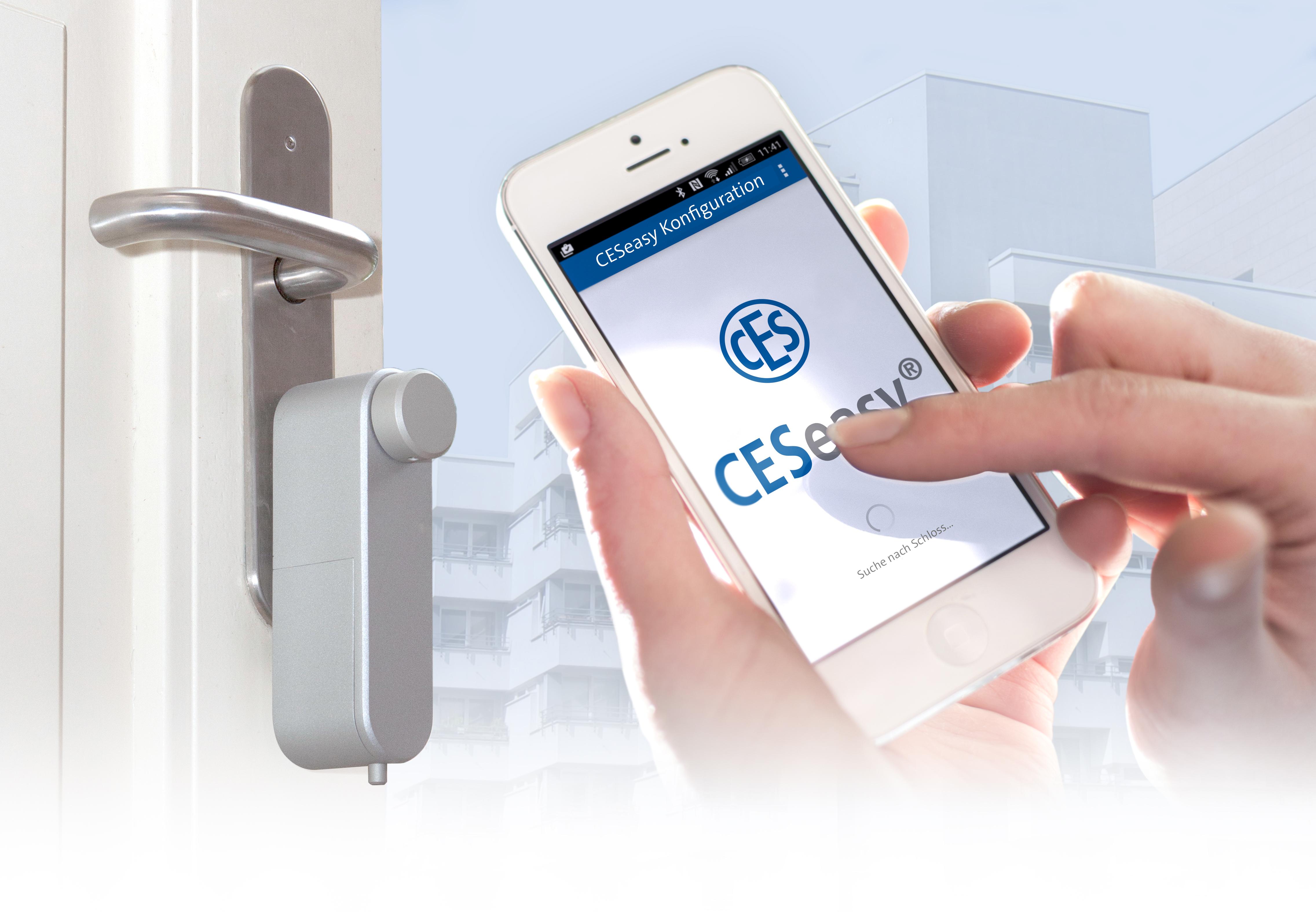 Elektronisches Schließsystem CESeasy