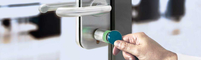 CES Omega Flex Zylinder mit Transponder