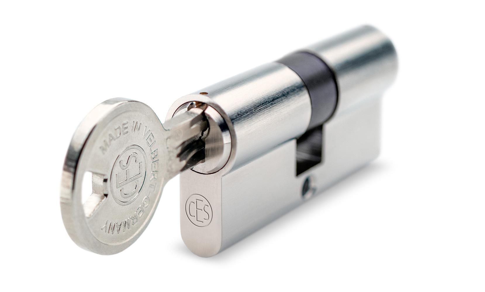 Konventioneller CES Sicherheitszylinder
